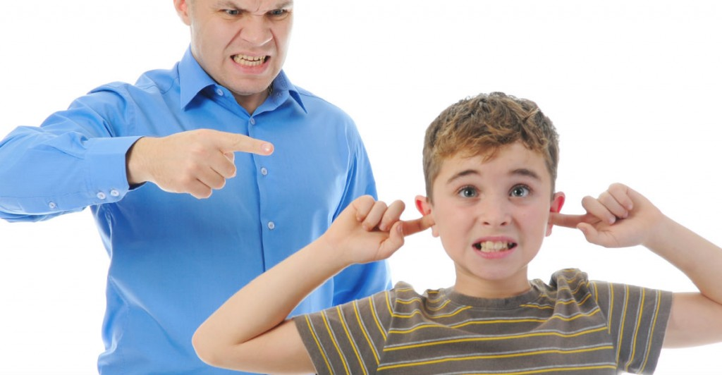 Abuse The Only Language Your Son Seems to Understand