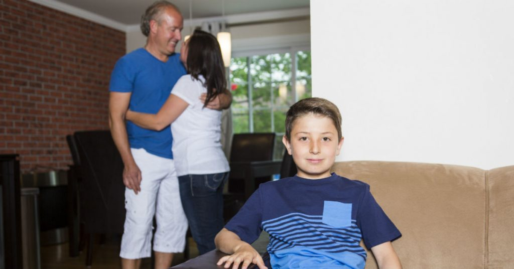 Welcoming a Step Parent into a Home with Teens