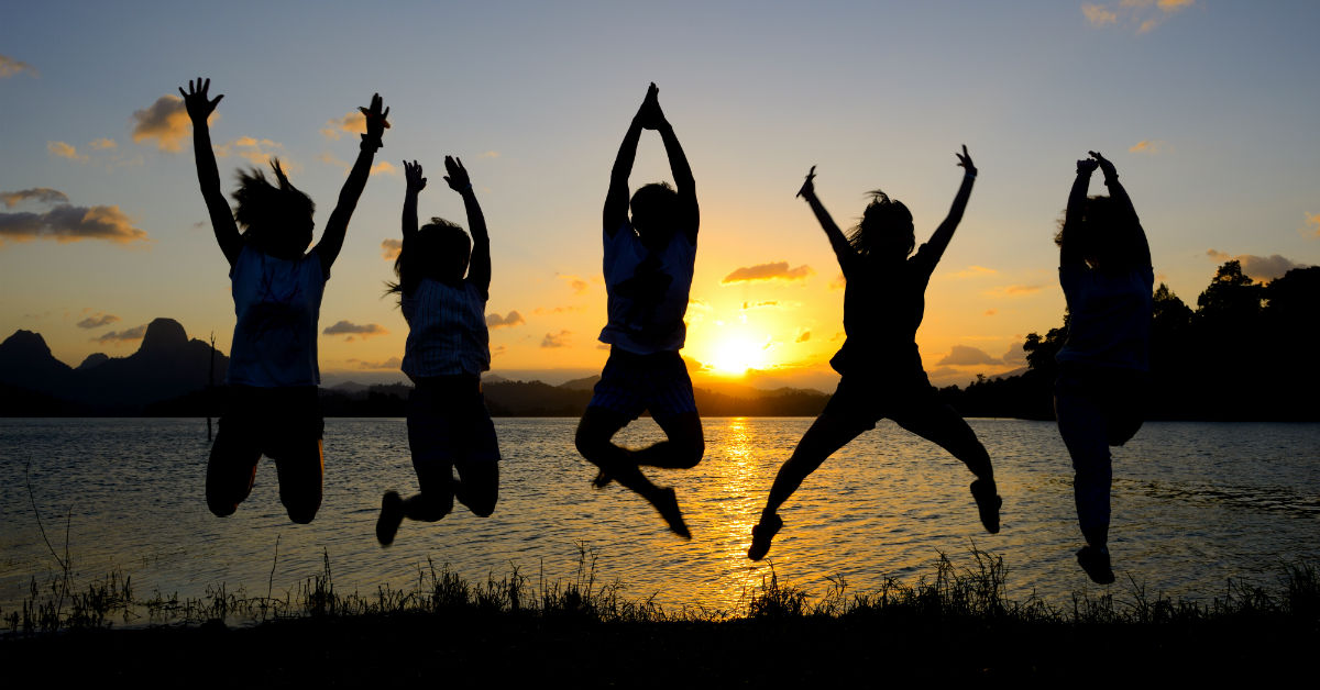 Helping Teens Strengthen Friendships Within Their Peer Groups