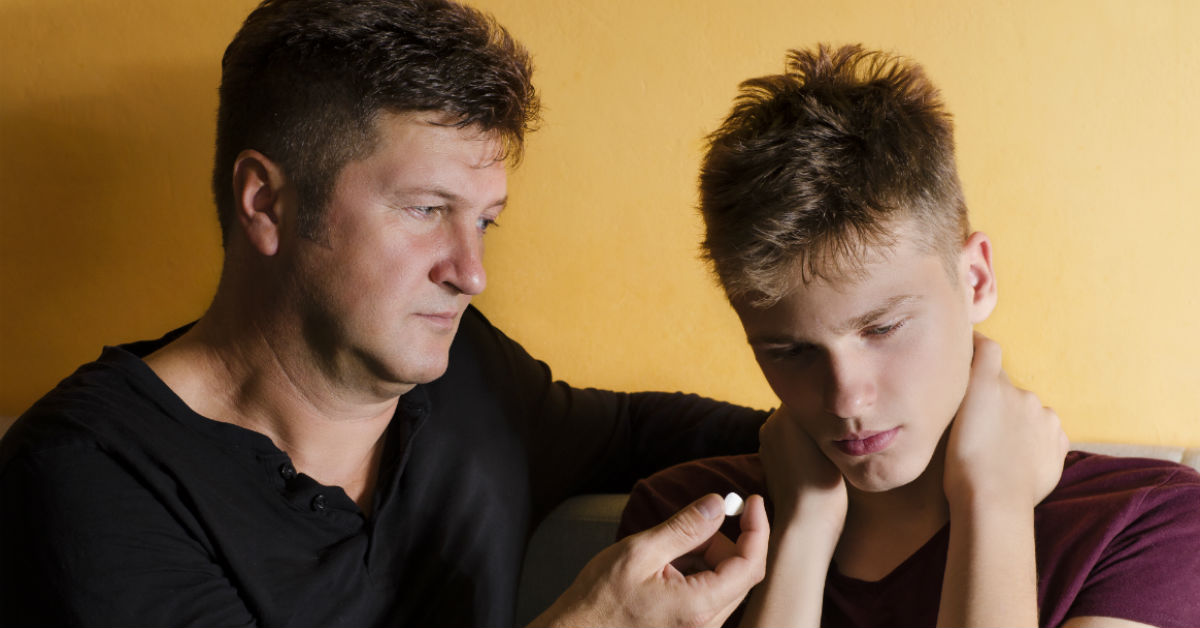 Parents Can Help Troubled Teens By Giving Them Space to Find Direction