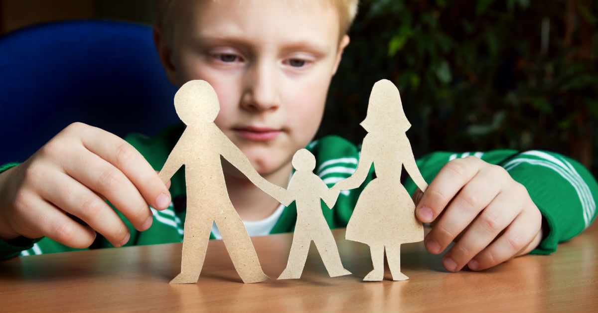 Navigating Divorce With Teens In The Home
