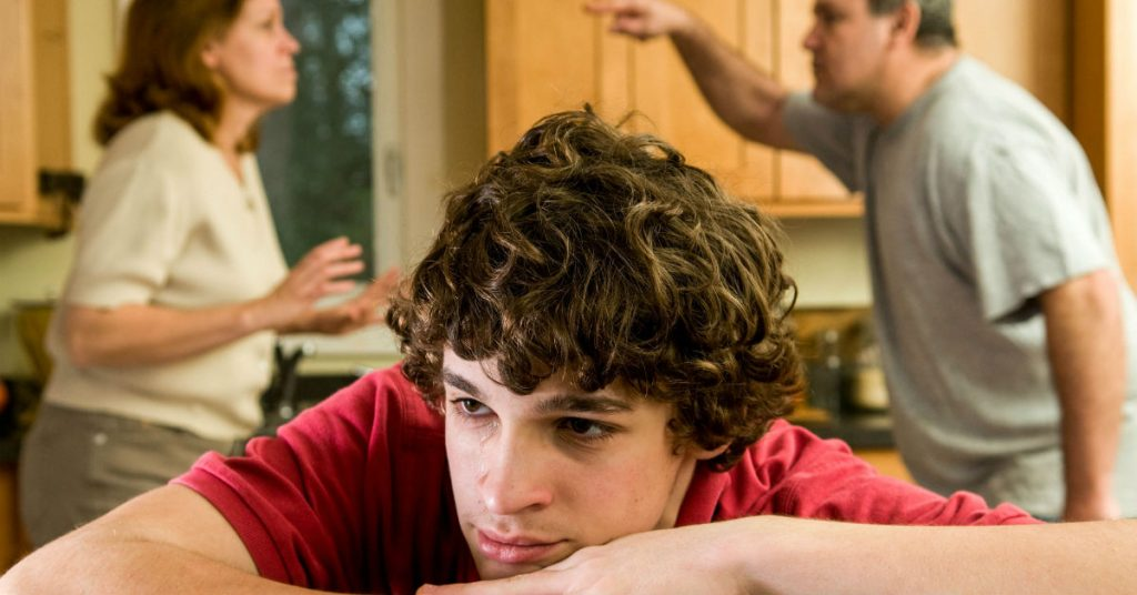 Keeping Our Minds Healthy As We Struggle To Parent Troubled Teens
