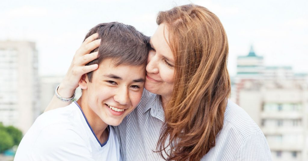 ​Supporting Your Teenage Son Through His Depression