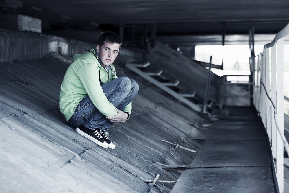Depressed Teenage Boys Are More Likely To Take Risks