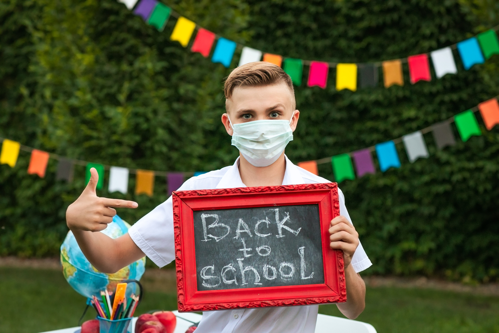 Helping Your Child With Back To School And Mask Anxiety