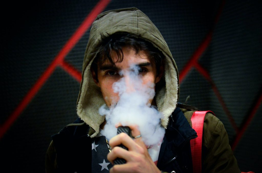 Is Vaping A Gateway To Worse Things For Teens?