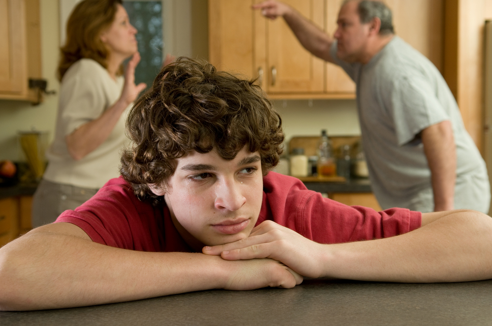 Put Differences With Your Ex Aside To Help Your Struggling Teen