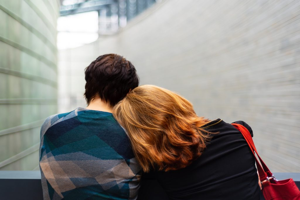 Dealing With Grief: Talking Death & Loss With Your Teen